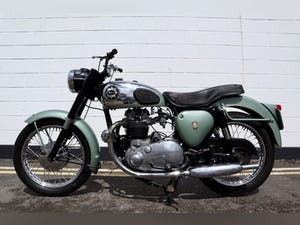 1958 BSA 500cc A7SS - Nice Condition For Sale (picture 4 of 20)