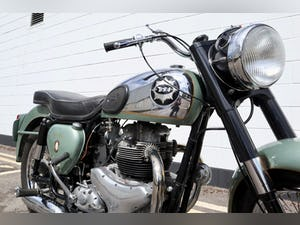 1958 BSA 500cc A7SS - Nice Condition For Sale (picture 9 of 20)