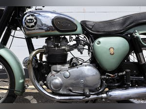 1958 BSA 500cc A7SS - Nice Condition For Sale (picture 12 of 20)