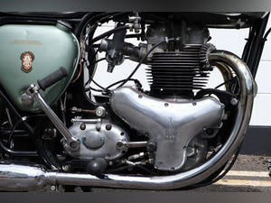 1958 BSA 500cc A7SS - Nice Condition For Sale (picture 13 of 20)