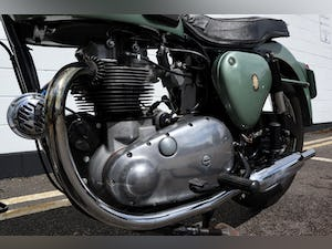 1958 BSA 500cc A7SS - Nice Condition For Sale (picture 16 of 20)