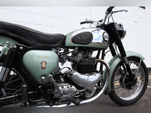 1958 BSA 500cc A7SS - Nice Condition For Sale (picture 17 of 20)