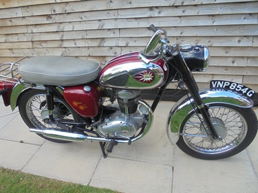 Picture of 1968 BSA c15 250 ss80 sports star stunner For Sale