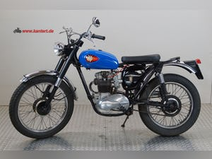 1960 BSA C 15 Scrambler For Sale (picture 1 of 12)