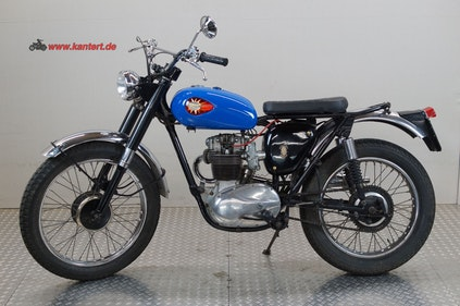 Picture of 1960 BSA C 15 Scrambler For Sale