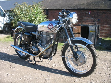 Picture of 1961 BSA Gold Star For Sale
