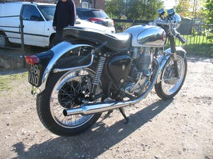 1961 BSA Gold Star For Sale (picture 3 of 10)