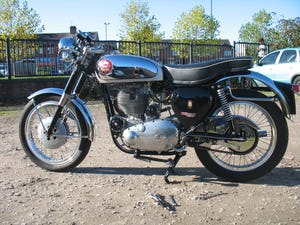 1961 BSA Gold Star For Sale (picture 5 of 10)