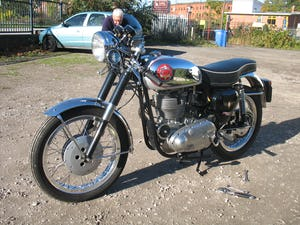 1961 BSA Gold Star For Sale (picture 6 of 10)