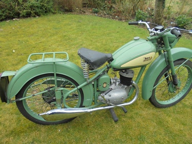 Picture of 1959 bsa bantam bushman plunger gpo d1  d7 For Sale
