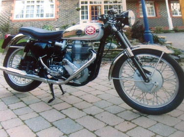 Picture of 1959 Bsa goldstar dbd34 For Sale