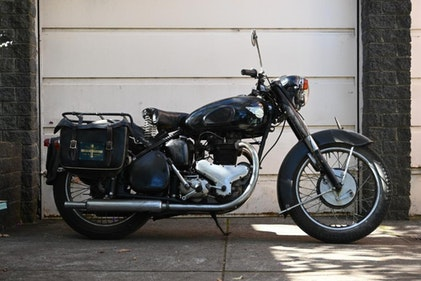 Picture of 1953 BSA 500CC A7/A10 - 50+ years of ownership For Sale by Auction