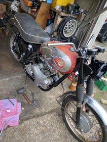 Picture of 1950 Bsa A10R part restored For Sale