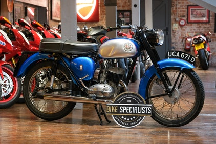 Picture of 1966 BSA Bantam D10 175cc 3 Speed Fully Restored For Sale