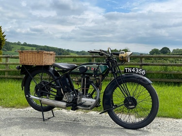 Picture of 1926 Lovely restored BSA Model L26 350cc in Herefordshire For Sale