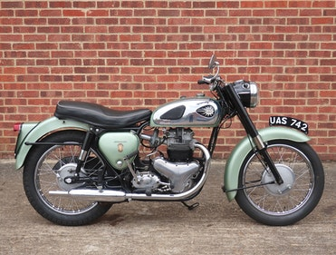 Picture of 1958 BSA Shooting Star For Sale
