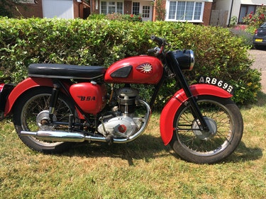 Picture of 1964 Charming BSA C15 For Sale
