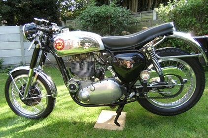 Picture of 1954 BSA DBD34 GOLD STAR For Sale