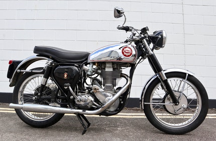 Picture of 1957 BSA DB32 Gold Star 350cc - Excellent Condition For Sale