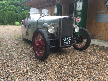 Picture of 1931 BSA FWD Trike Vee Twin - Superb For Sale