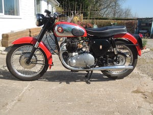1961 Bsa A10 Super Rocket For Sale (picture 1 of 6)