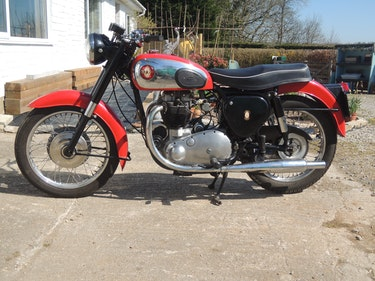 Picture of 1961 Bsa A10 Super Rocket For Sale