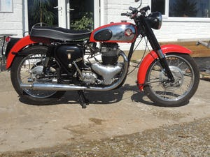 1961 Bsa A10 Super Rocket For Sale (picture 5 of 6)