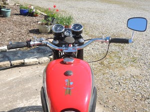 1961 Bsa A10 Super Rocket For Sale (picture 6 of 6)