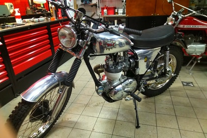 Picture of 1963 BSA B40 - Stunning Period Modified Scrambler For Sale