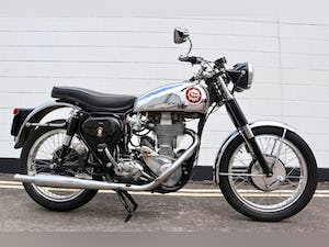 1957 BSA DB32 Gold Star 350cc. In excellent condition For Sale (picture 1 of 23)