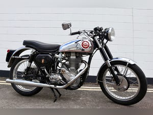 1957 BSA DB32 Gold Star 350cc. In excellent condition For Sale (picture 2 of 23)