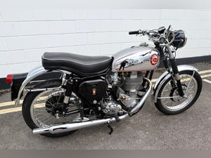 1957 BSA DB32 Gold Star 350cc. In excellent condition For Sale (picture 5 of 23)
