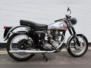 1957 BSA DB32 Gold Star 350cc. In excellent condition For Sale (picture 7 of 23)