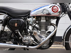 1957 BSA DB32 Gold Star 350cc. In excellent condition For Sale (picture 11 of 23)