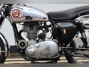 1957 BSA DB32 Gold Star 350cc. In excellent condition For Sale (picture 12 of 23)