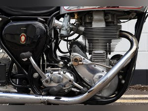 1957 BSA DB32 Gold Star 350cc. In excellent condition For Sale (picture 13 of 23)