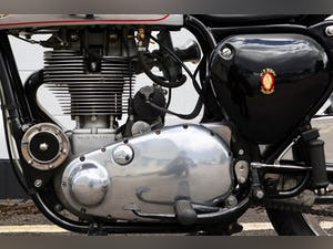 1957 BSA DB32 Gold Star 350cc. In excellent condition For Sale (picture 14 of 23)