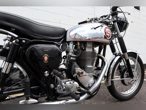 1957 BSA DB32 Gold Star 350cc. In excellent condition For Sale (picture 17 of 23)