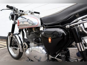 1957 BSA DB32 Gold Star 350cc. In excellent condition For Sale (picture 18 of 23)