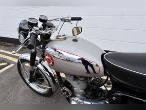 1957 BSA DB32 Gold Star 350cc. In excellent condition For Sale (picture 21 of 23)