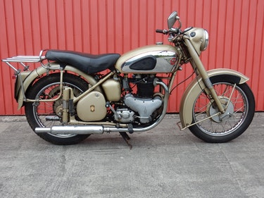 Picture of BSA A10 Golden Flash  650cc  1955 For Sale
