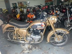 1954 BSA Golden Flash For Sale (picture 1 of 12)
