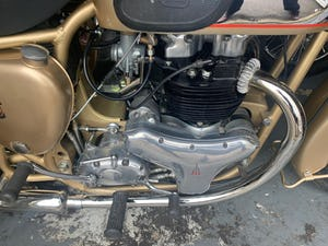 1954 BSA Golden Flash For Sale (picture 5 of 12)