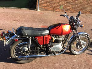1972 Classic bike BSA A65 lightning For Sale (picture 4 of 6)