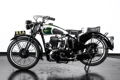 Picture of BSA WM20 For Sale