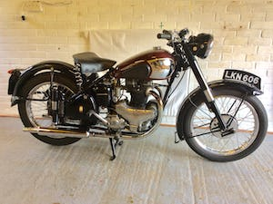 1949 Beautiful BSA A7 For Sale (picture 1 of 1)