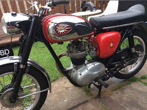 1966 Bsa c15 For Sale (picture 1 of 5)