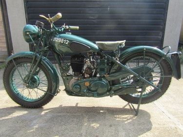 Picture of 1940 BSA WM20 For Sale