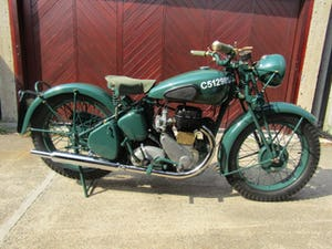 1940 BSA WM20 For Sale (picture 2 of 12)