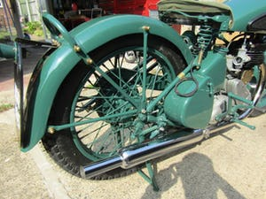 1940 BSA WM20 For Sale (picture 6 of 12)